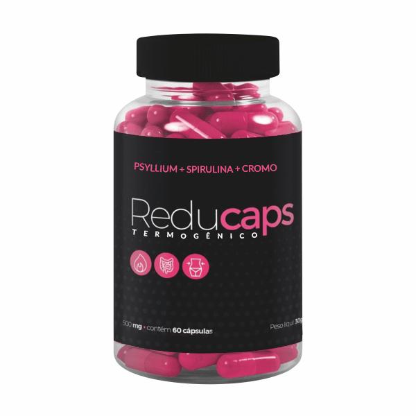 ReduCaps - 60 Cápsulas