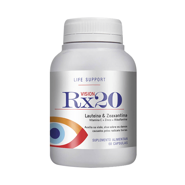 RX 20 Vision - 60 Cápsulas