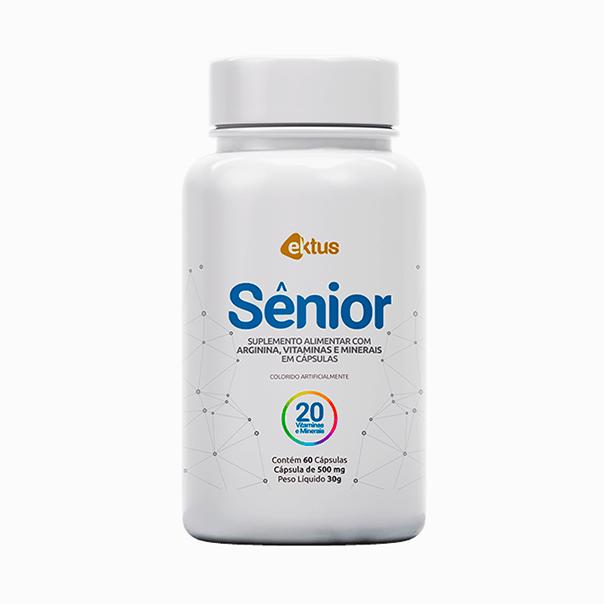Sênior - Promoção 3 Unidades - Ektus