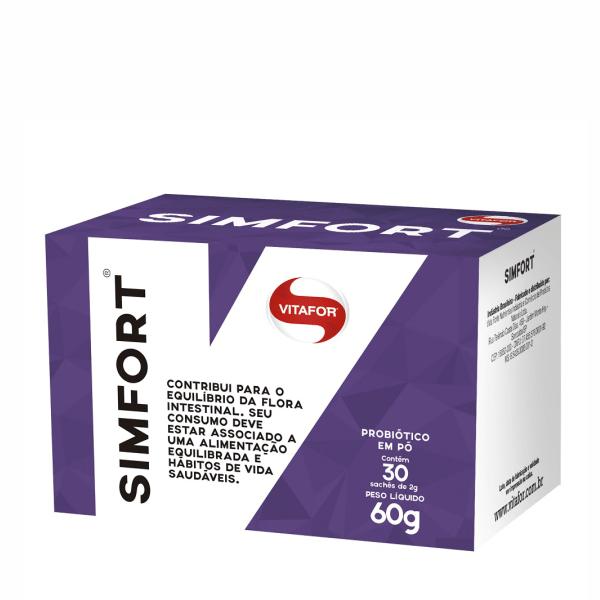 Simfort - 30 Sachês (2g) - Vitafor