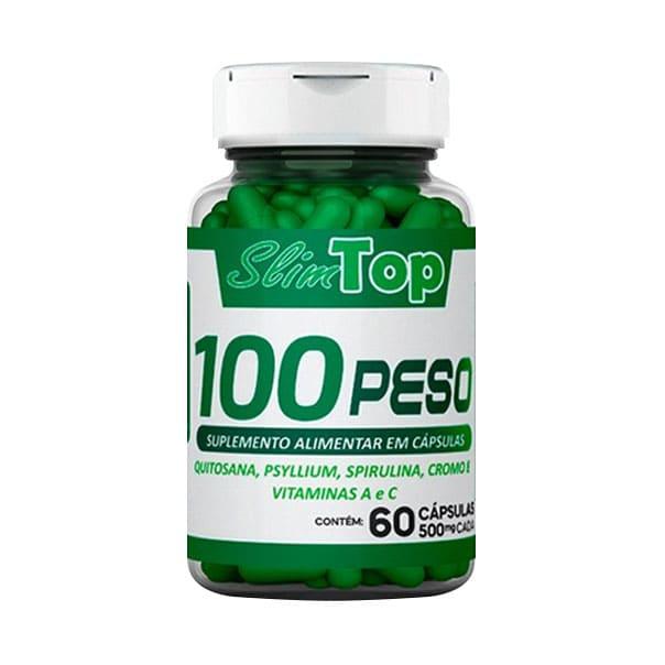 Slim Top 100 Peso - 60 Cápsulas