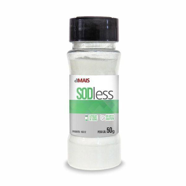 SodLess - 50g - Chá Mais