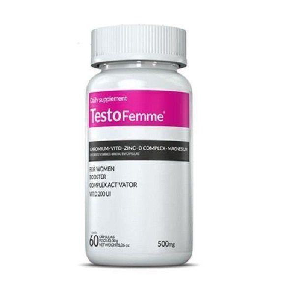 TestoFemme - 60 Cápsulas - Inove Nutrition