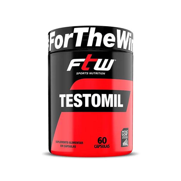 Testomil - 60 Cápsulas - Fitoway