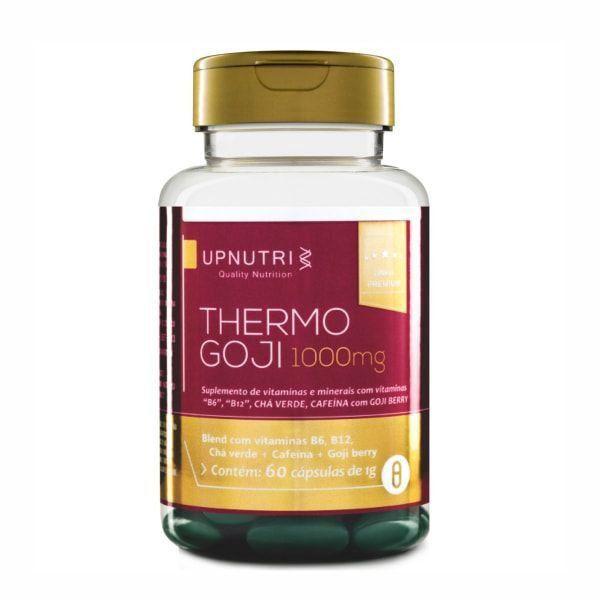 Thermo Goji - 60 Cápsulas - UpNutri