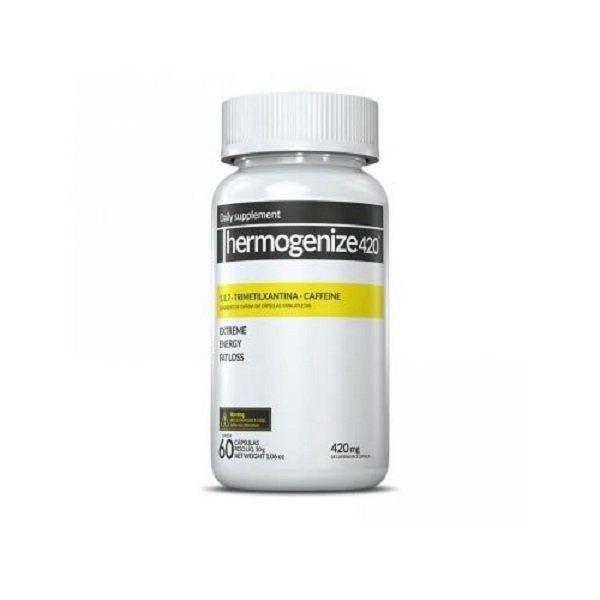Thermogenize - 60 Capsulas - Inove Nutrition