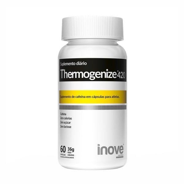 Thermogenize - 60 Cápsulas - Inove Nutrition