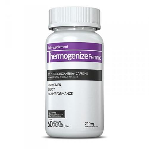 Thermogenize Femme - 60 Capsulas - Inove Nutrition