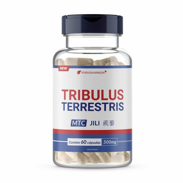 Tribulus Terrestris - 60 Cápsulas - Promel
