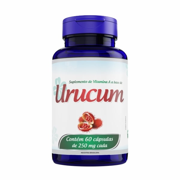 Urucum - 60 Cápsulas - Promel