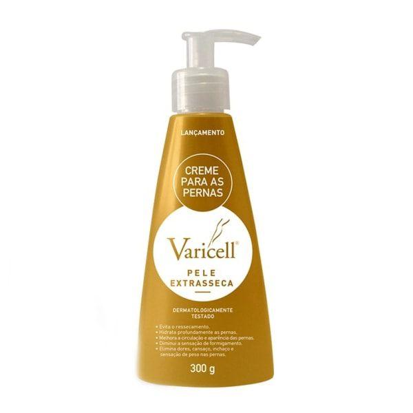 Varicell Creme para as Pernas - 300g - Varicell