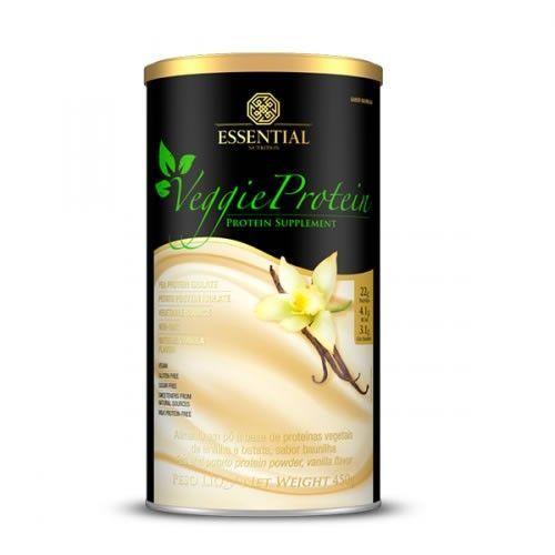 Veggie Protein (Vanilla) - 450g - Essential Nutrition
