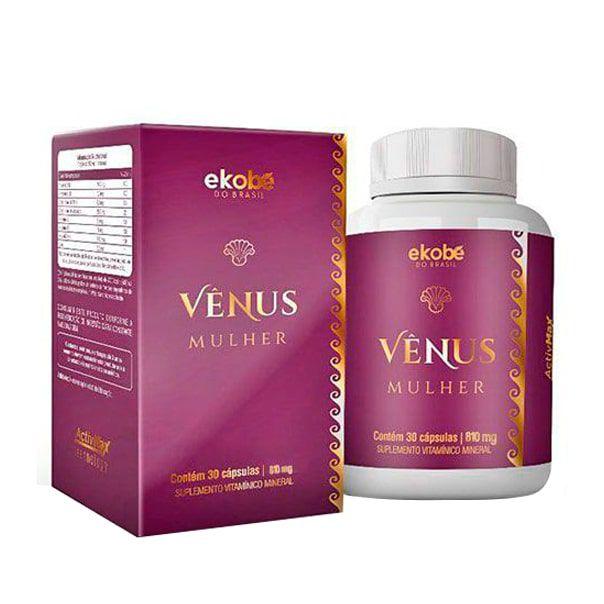 Vênus Mulher - 30 Cápsulas - Ekobé