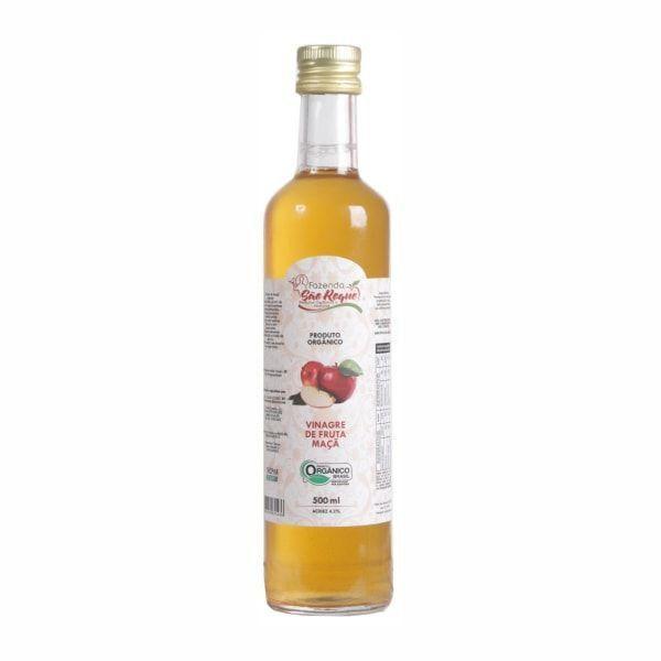 Vinagre de Fruta (Maçã) - 500ml - Fazenda São Roque