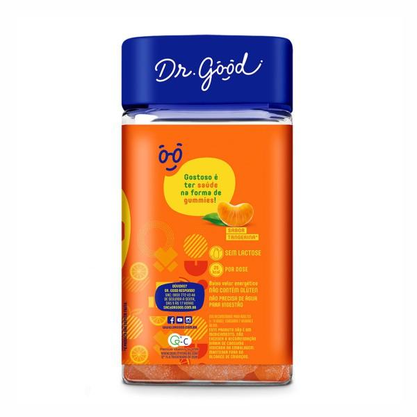Vitamina C - 60 Unidades - Dr. Good