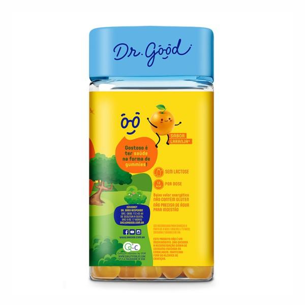 Vitamina C Kids - 120 Unidades - Dr. Good
