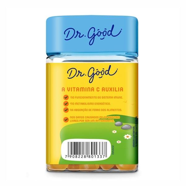 Vitamina C Kids - 60 Unidades - Dr. Good