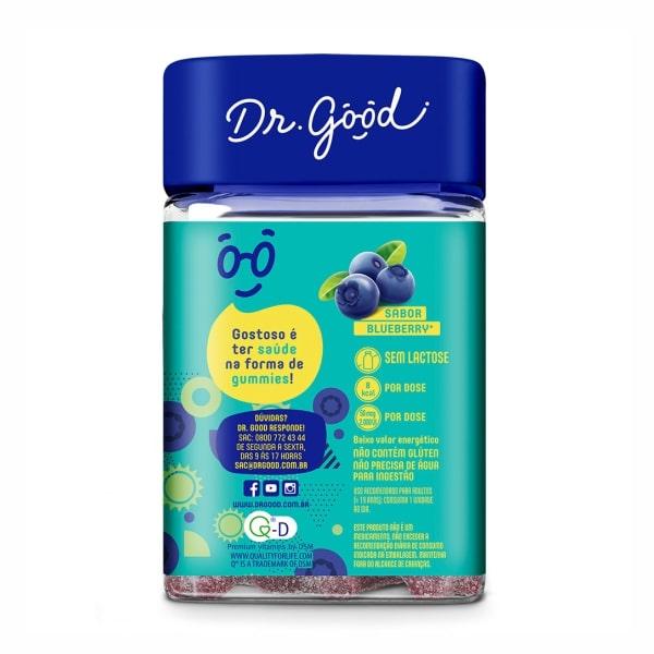 Vitamina D - 30 Unidades - Dr. Good
