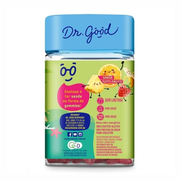 Vitamina D Kids - 30 Unidades - Dr. Good