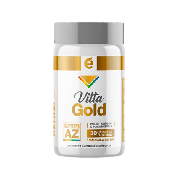 Vitta Gold - 30 Cápsulas - Ekobé