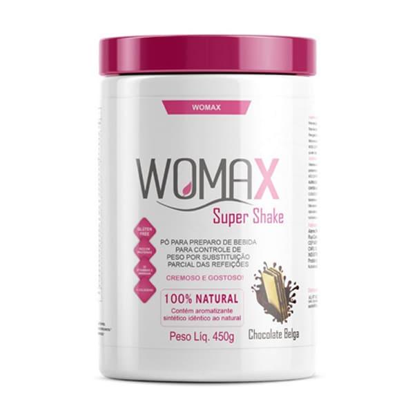Womax Super Shake - 450g
