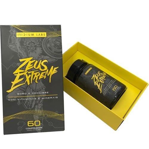 Zeus Extreme - Promoção 2 Unidades - Iridium Labs