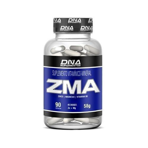 ZMA - 90 Cápsulas - DNA