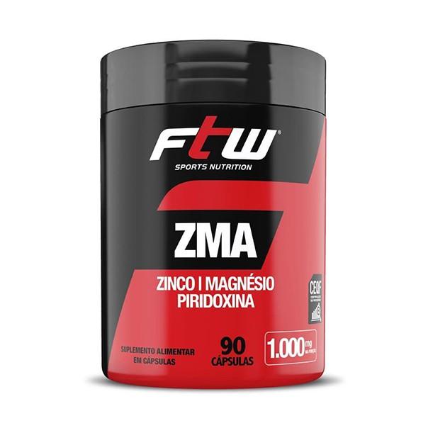 ZMA - 90 Cápsulas - Fitoway