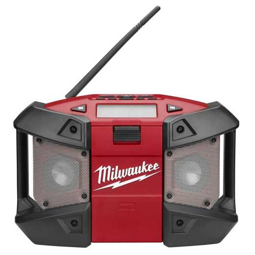 Rádio De Trabalho a Bateria De 12V Íons De Lítio M12™ - 2590-59 - Milwaukee  - COLAR