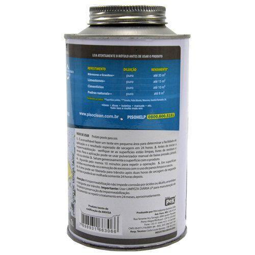 Pek Imper 1Litro - Impermeabilizante Máxima Proteção sem Alterar a Cor  - COLAR