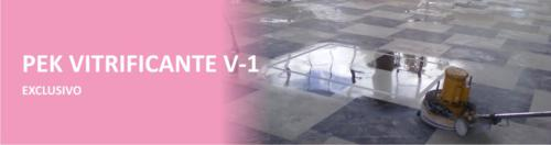Pek Vitrificante V-1 1L  - COLAR