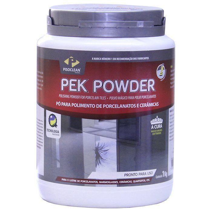 Pek Powder 1kg - Pó para Polimento de Porcelanatos   - COLAR