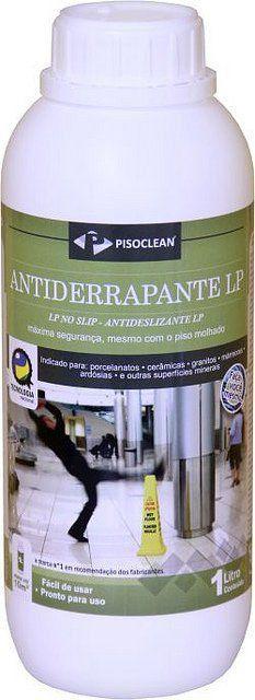 Antiderrapante LP 1Litro - Máxima Segurança Contra Pisos Molhados  - COLAR