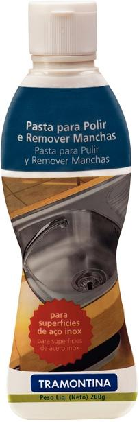 94537/000 Pasta Para Limpeza De Inox 200g - Tramontina  - COLAR