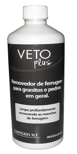 Veto Plus Removedor de Ferrugem 1Kg - Bellinzoni  - COLAR