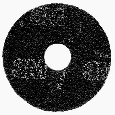 Disco Preto Onix - 410mm - 3M  - COLAR