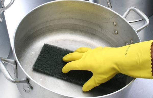 Fibra Para Limpeza Pesada Pacote com 2 - 3M  - COLAR