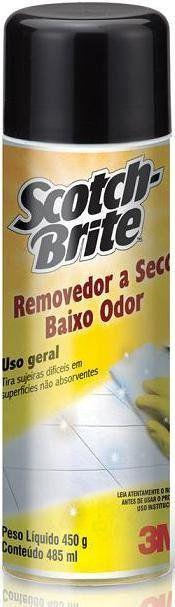 Removedor a Seco Baixo Odor Scotch-Brite - 3M  - COLAR