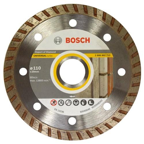 Disco Para Serra Mármore Universal Turbo - Bosch  - COLAR