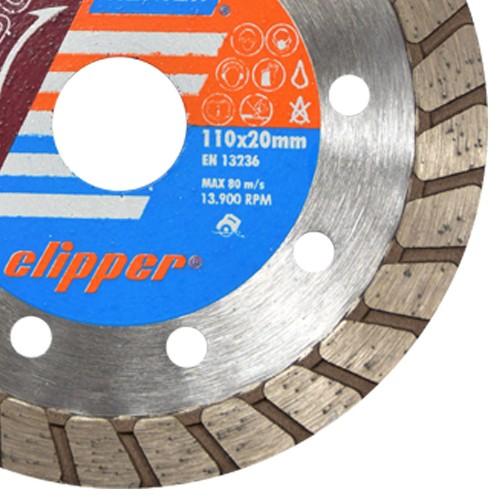 Disco Para Serra Mármore Turbo Clipper - Norton  - COLAR