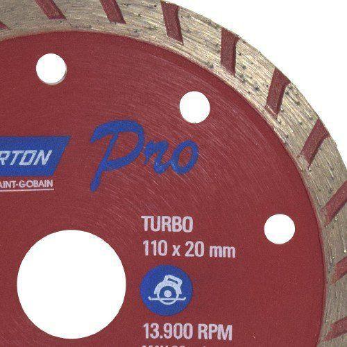Disco Para Serra Mármore Turbo Pro - Norton  - COLAR