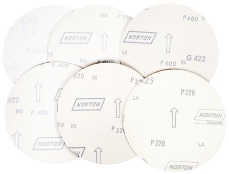 Lixa Brilho Com Velcro G422/H425 - Norton  - COLAR