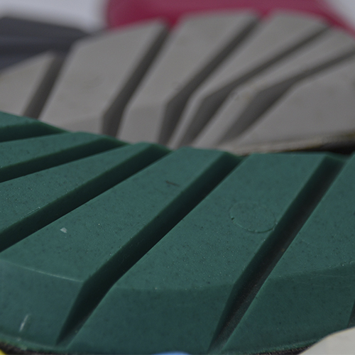 Disco de Polimento Rígido Para Mármores Tek - Colar  - COLAR