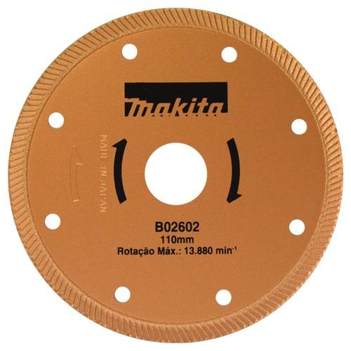 Disco Para Serra Mármore Turbo Corte Granito B-02602 - Makita  - COLAR