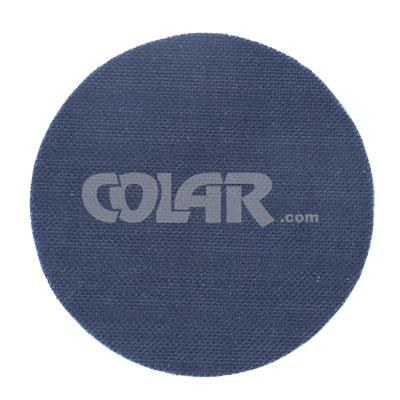 Suporte 5´´ Azul Com Espuma e fecho de contato M14  - COLAR