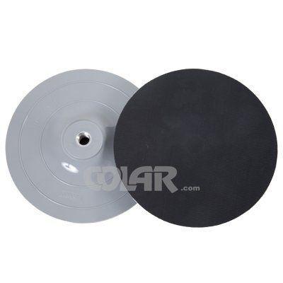 Suporte de Lixa Rígido 7 Polegadas (180mm) com Velcro e Rosca 5/8  - Profix  - COLAR