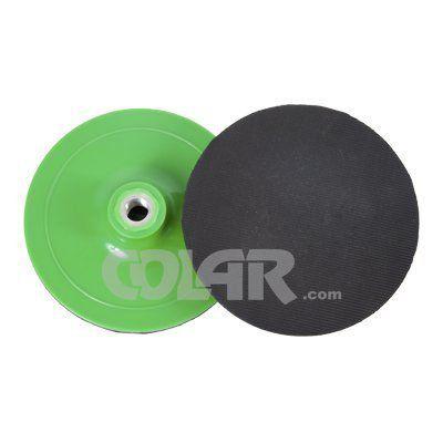 Suporte De Lixa 5 Polegadas com Velcro, Espuma e Rosca M14 - Profix  - COLAR