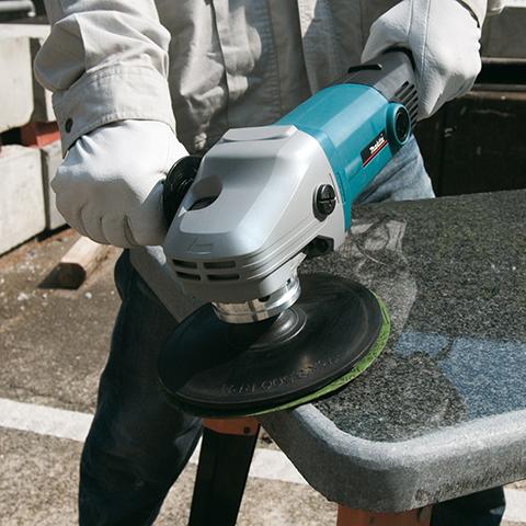 Lixadeira Angular 180mm SA7000 - Makita  - COLAR