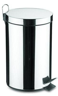 Lixeira c/ Pedal e Balde 5 L - Tramontina  - COLAR