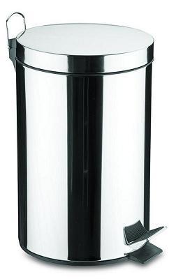 Lixeira c/ Pedal e Balde 20 L - Tramontina  - COLAR